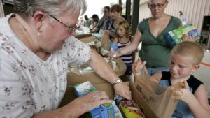 food drives for everyone
